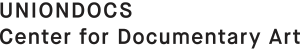 UnionDocs Center for Documentary Art logo_black