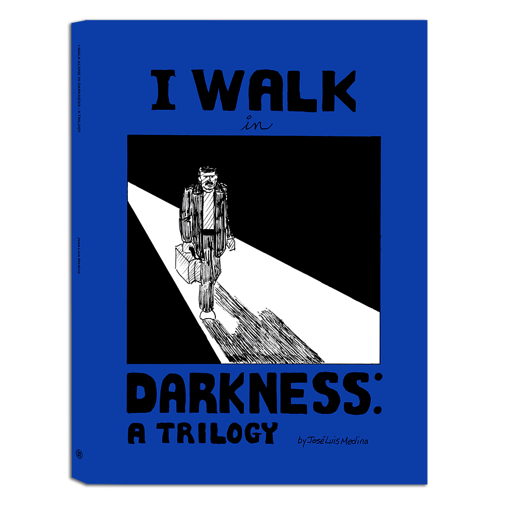 I Walk Alone in Darkness Cover